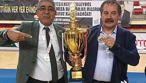 Büyükşehir Belediyespor Şampiyon Oldu