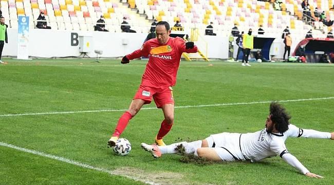 Yeni Malatyaspor Turladı 2-0