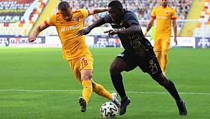 Yeni Malatyaspor Büyük Fırsatı Kaçırdı 1-1