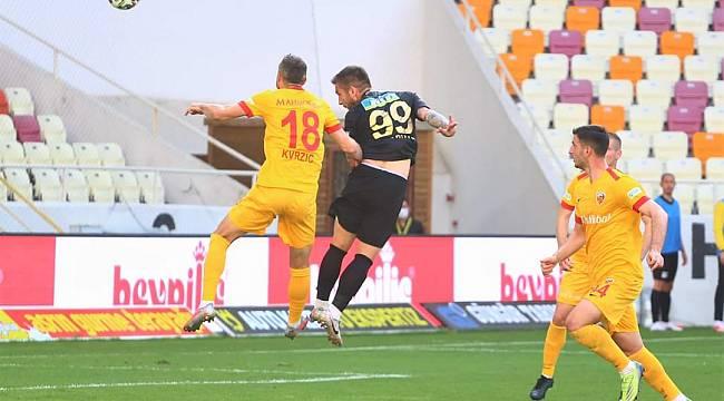Yeni Malatyaspor Yine Ceza Yedi!