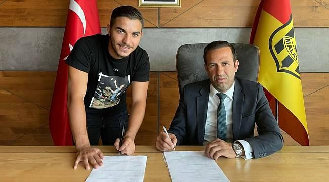 Cengizhan Yeni Malatyaspor İle Sözleşme İmzaladı
