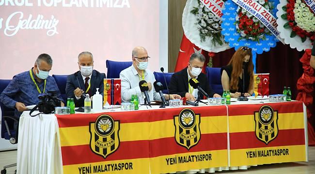 Yeni Malatyaspor'a Kredi Çekme İzni Çıktı!