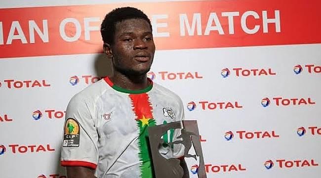 Burkino Fasolu Oyuncu İle Anlaşma Sağlandı