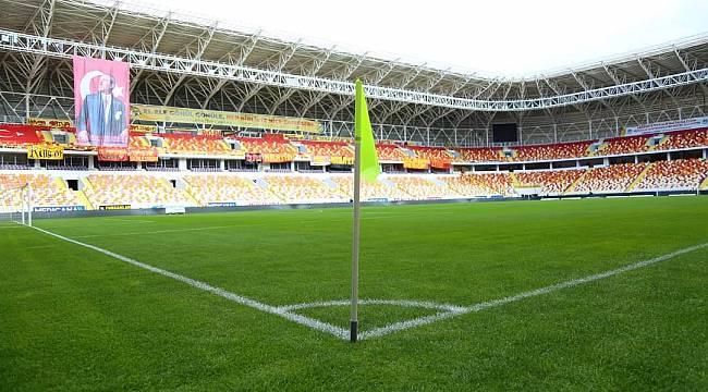 Yeni Malatyaspor'un 11'i Belli Oldu