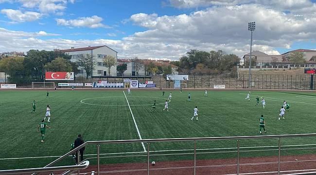 Hacettepe 1-1 Yeşilyurt Belediyespor